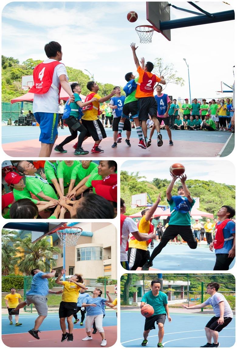 籃球鬥牛賽2-1